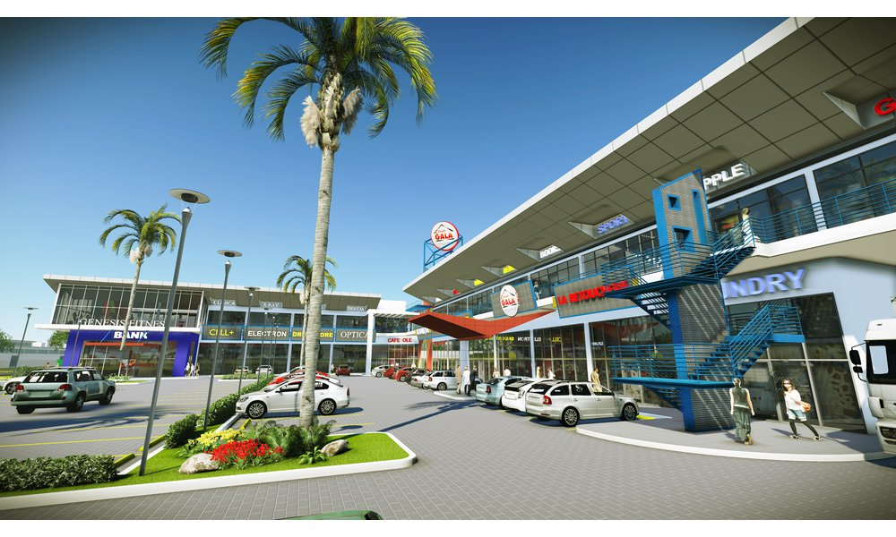 Los Naranjos Shopping Mall 3 thumbnail