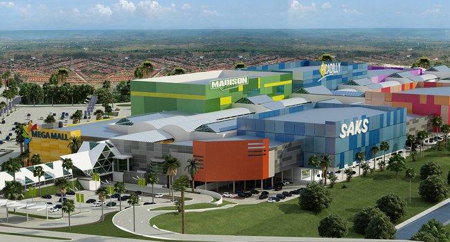 C.C Mega Mall